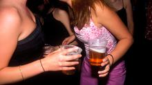 Around 27pc of Irish teenagers are given their first drink by their parents or a family member.