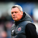 Bohemians manager Keith Long. Photo: Sam Barnes/Sportsfile