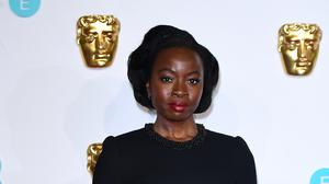 Danai Gurira departed The Walking Dead on Sunday. The series finale has been delayed due to coronavirus (Ian West/PA)