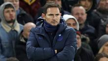 Chelsea manager Frank Lampard. Photo: Adrian Dennis