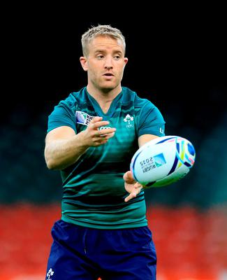 Joe Schmidt has backed Luke Fitzgerald to challenge Robbie Henshaw for Ireland's inside centre starting berth