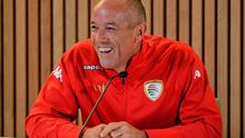 Oman manager Paul Le Guen says he cannot understand the FIFA World Rankings, describing them as a 'joke'. Photo: Piaras O Midheach / SPORTSFILE