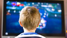 Children aged two to 10 who spent two hours in front of a TV or computer screen were 30pc more likely to have high blood pressure than those who did not.