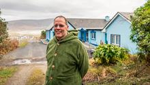 Jon Fratschoel, owner of Ferndale Restaurant and B&B, Keel, Achill island, Co. Mayo Photo: Keith Heneghan