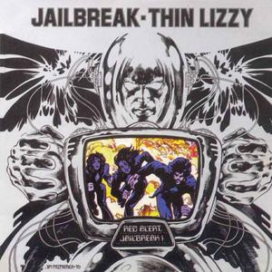 <b>25. Jailbreak - Thin Lizzy (1976)</b><br/> The Boys are Back in Town is, rightly, a defining song in the Lizzy story, but there's so much more to appreciate on the band's marvellous sixth album: hard rock rarely got much better and, in Cowboy Girl, Phil Lynott was at the peak of his songwriting powers.