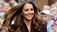 Kate Middleton is famous for her fabulous hair