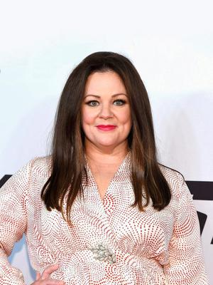 "Melissa McCarthy attends the ""Spy"" New York Premiere at AMC Loews Lincoln Square. Photo by Gary Gershoff"