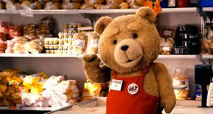Ted (movie) written and directed by Seth MacFarlane