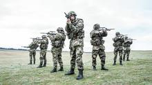 RTE series Recruits concluded last night