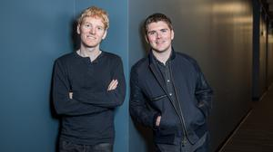 Founders: The Collison brothers