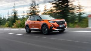 LASHINGS OF AMBITION: The impressive new Peugeot 2008