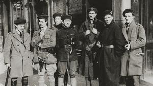 Not a black and white history: RIC members and Black and Tans in Dublin