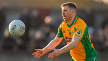 Ciaran McGrath is determined to do what he can to help Corofin overcome Nemo Rangers at Croke Park on Saturday. Photo by Brendan Moran/Sportsfile