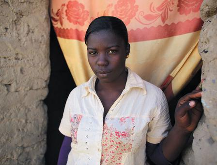 Azahara Abdou Maiga was raped after being held in a cell for failing to wear a veil
