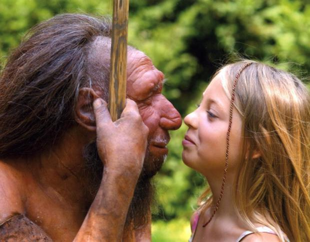 The last Neanderthals vanished from southern Spain thousands of years earlier than had previously been thought, according to new evidence. The findings cast doubt on the idea that late surviving Neanderthals and early modern humans may have interbred. Photo: Neanderthal Museum /PA Wire