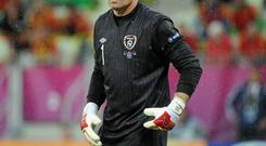 Shay Given is still the best keeper Ireland have