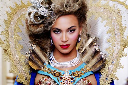 The artist formerly known as Beyonce is off on tour as Mrs Carter on The Mrs Carter Tour.