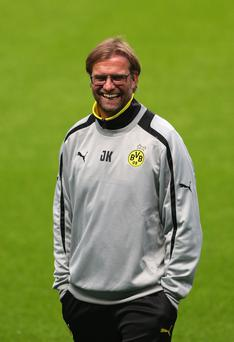 Borussia Dortmund coach Jurgen Klopp is being tipped to take over at Chelsea