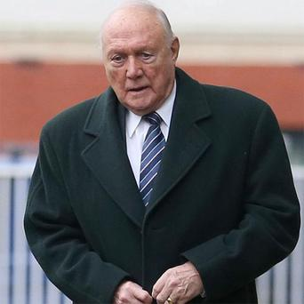 Broadcaster Stuart Hall who will appear in court today accused of rape and a series of indecent assaults