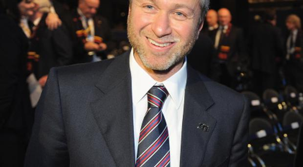 Roman Abramovich owner of Chelsea