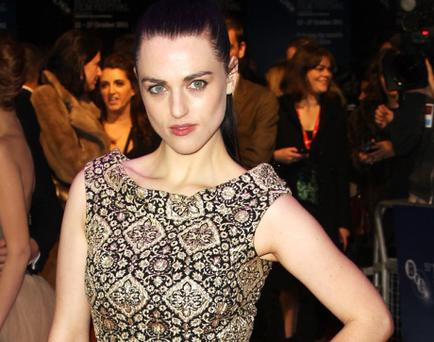 Katie McGrath has landed a role in Jurassic Park. Pic: Getty Images