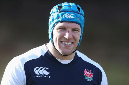James Haskell thought he may never play international rugby again after embarking on a three-year spell overseas