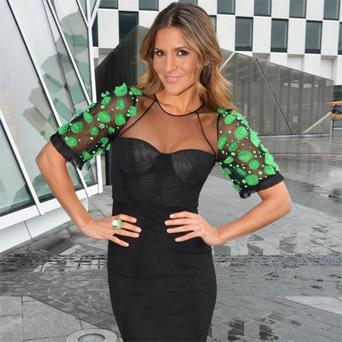 Amanda Byram says she is now more careful about what she puts on Twitter