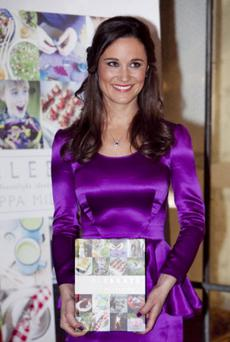 Pippa is to pen a column in a supermarket magazine