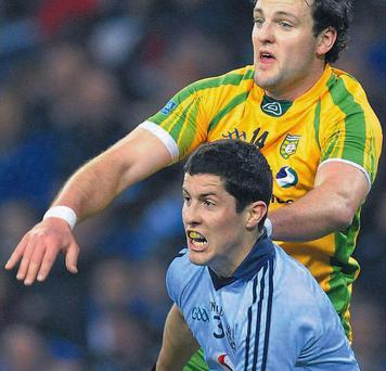 Michael Murphy (Donegal) and Rory O'Carroll (Dublin) are both vital players for their county's hopes for success this season in both the Allianz NFL and the championship