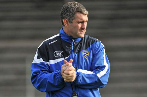 Tipperary hurling manager Liam Sheedy