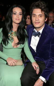 It had been widely claimed that Katy had tamed John