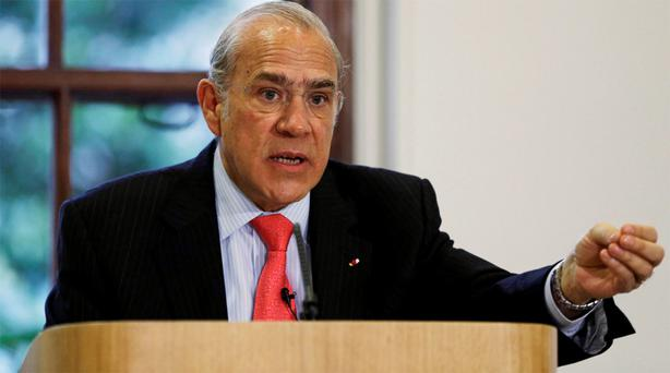 Angel Gurria, Secretary-General of the OECD