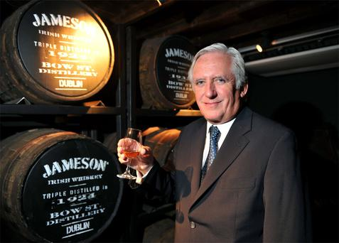 John Callely, managing director of Watercourse Distillery is hoping to break more records in 2013 as 'we look ahead to the year of The Gathering'.