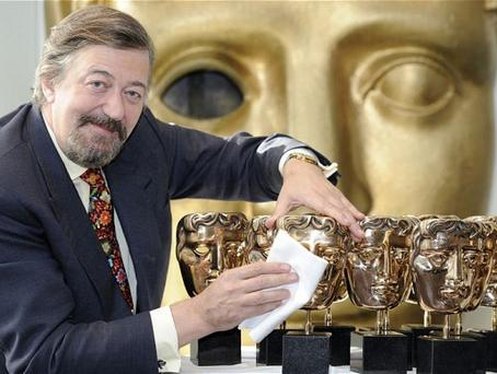 Stephen Fry's performance at the BAFTA's has been criticised by some.