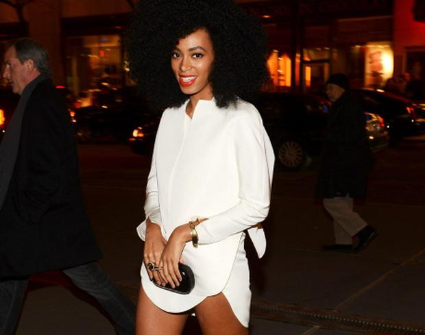 Solange Knowles. (Larry Busacca/Getty Images)