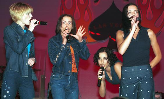 Bwitched are reuniting