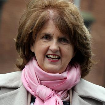 Joan Burton: savings