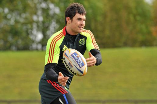Munster's Felix Jones