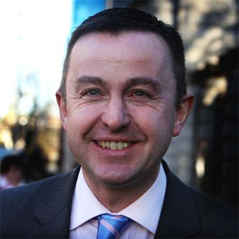 Public Expenditure and Reform junior minister Brian Hayes