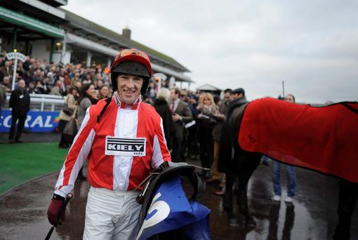 Paul Carberry is to be reunited with Monbeg Dude