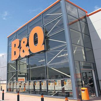 An examiner was appointed to B&Q's Irish division