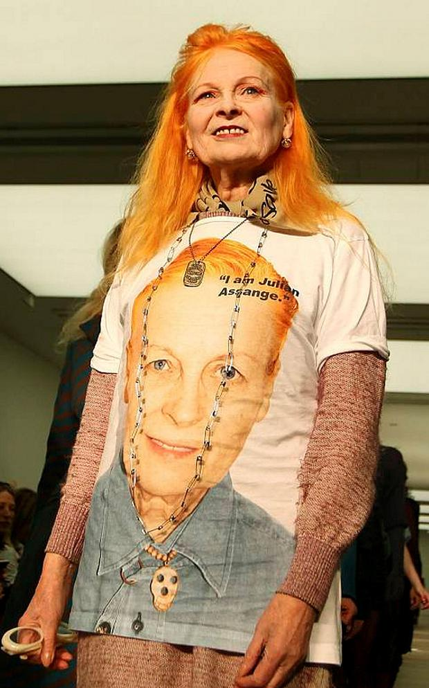 Vivienne Westwood believes in quality over quantity, disapproves of Kate's expansive wardrobe