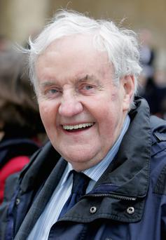 Richard Briers who starred in