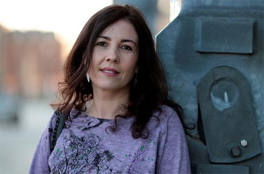 Cathy Pearson, whose debut film was a sell-out at the Jameson Film Festival