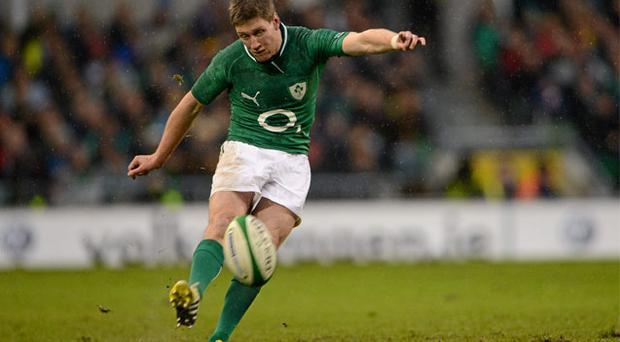 The vast experience of Ronan O'Gara is likely to earn him the nod from Declan Kidney against Scotland