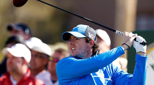 Rory McIlroy is clearly fed up with all the Nike negativity since signing up with the swoosh