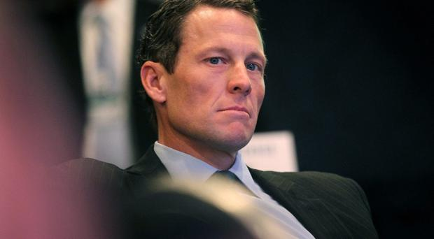 (FILE PHOTO) Lance Armstrong has said he will not agree to be interviewed by the United States Anti Doping Agency (USADA)
