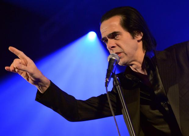 Nick Cave lost patience with a fan on Twitter