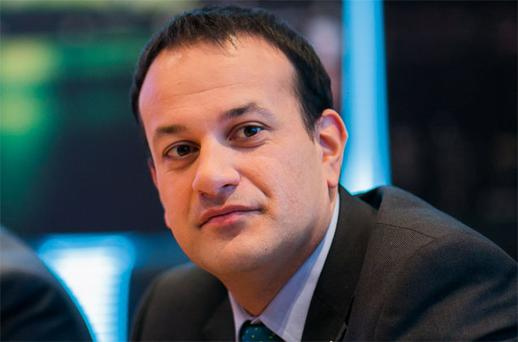 Minister for Transport, Tourism, and Sport Leo Varadkar