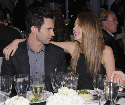 The Maroon 5 frontman had been dating Victoria's Secret Angel Behati Prinsloo since June last year